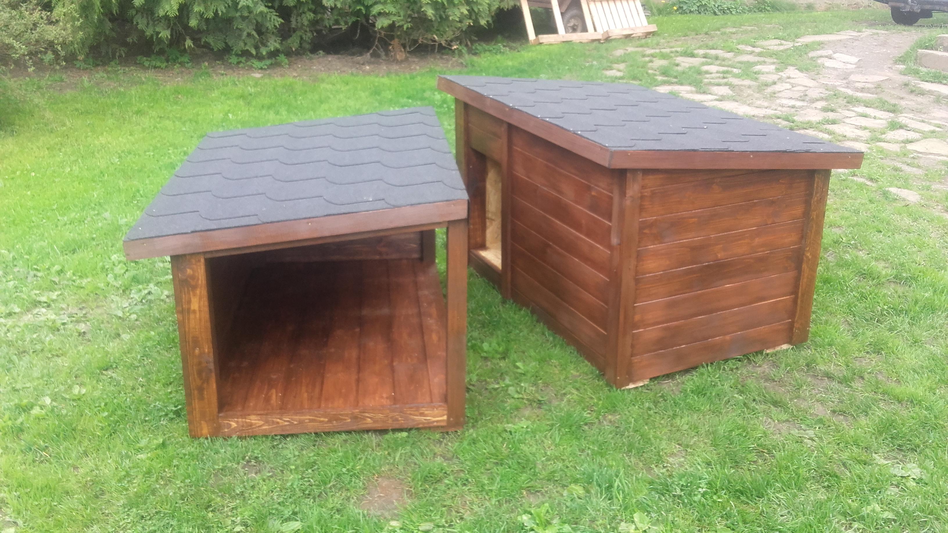 72d019041 Zateplené búdy pre psov | Drobné drevostavby